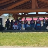 Drummers Group, HC's Youth and Members perform in Prince George at the Arts Festival 2015