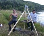 Babine Archaeology Project 2014 image
